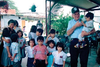 Jerry Parr in El Salvador