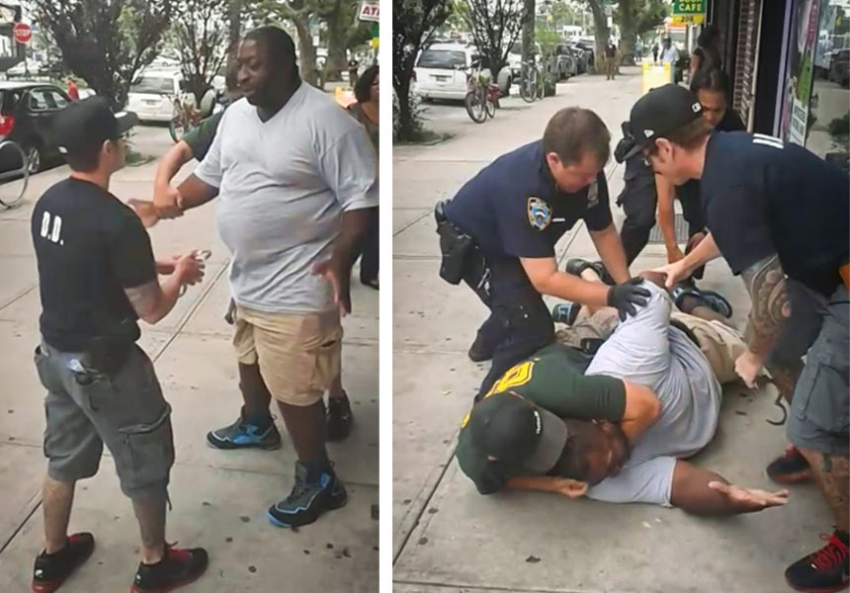 Image result for eric garner