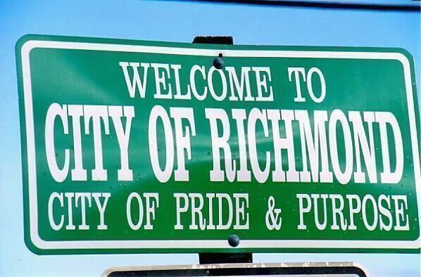 Image result for richmond california