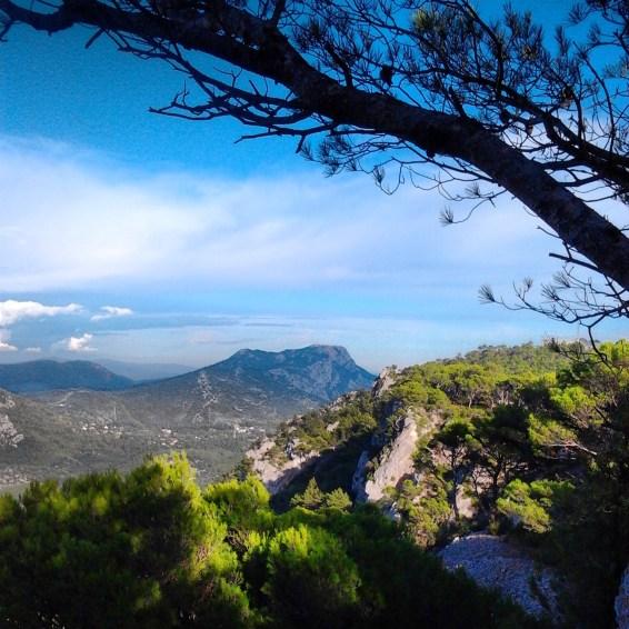 Mont Faron.