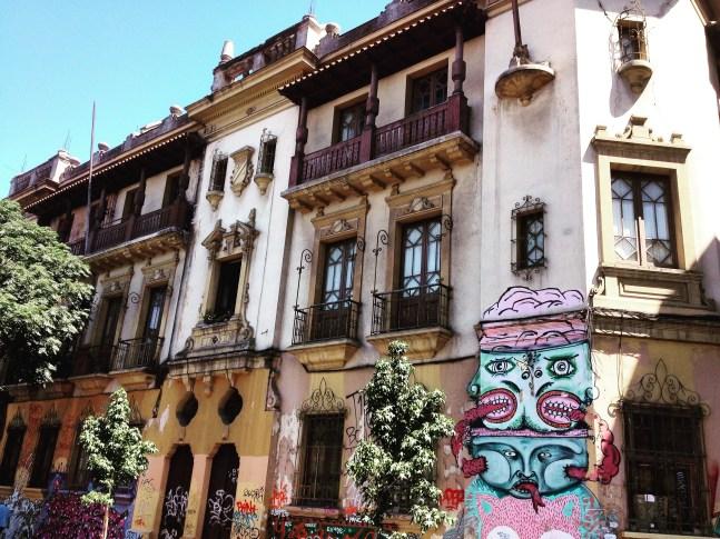 Barrio Brasil.