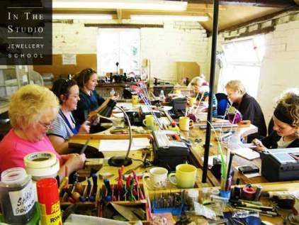 Beginners jewellery workshop 2