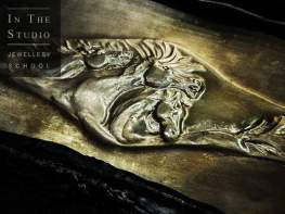 Chasing-and-Repousse-Horses