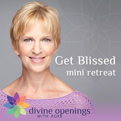 roxanne darling get blissed mini retreat august 26