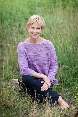 Roxanne Darling in the field