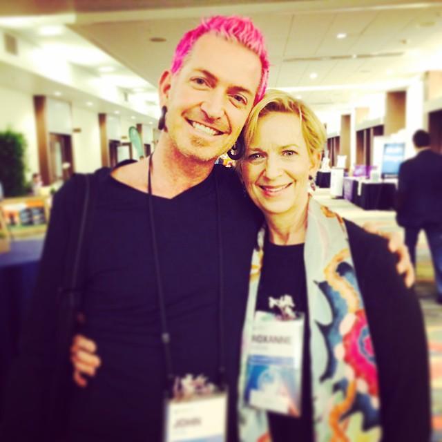 John Styn and Roxanne Darling, Pink Hugs