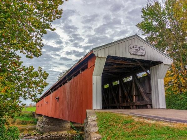 The Eldean Covered Bridge