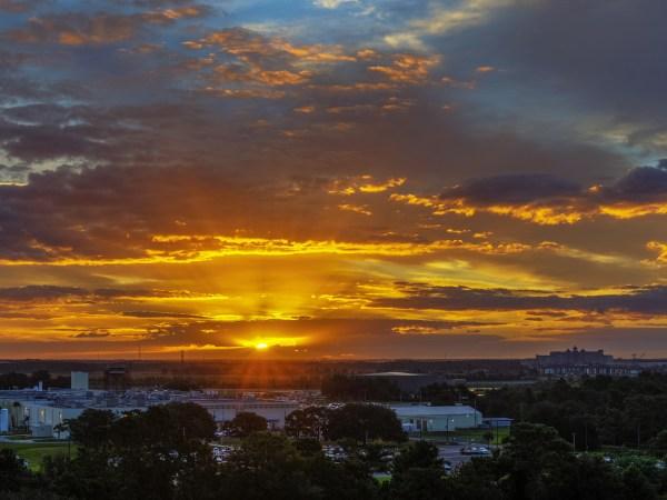 Orlando Sunrise
