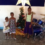Christmas in January in Kingston, Jamaica