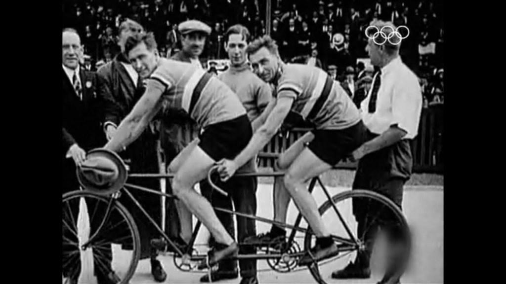Στιγμιότυπο από τους Ολυμπιακούς Αγώνες του 1960 στην Ρώμη