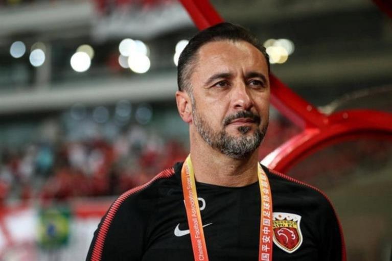 Ο προπονητής της Σανγκάη SIPG, Βίτορ Περέιρα!