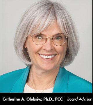 Catherine A. Oleksiw, Ph.D., PCC