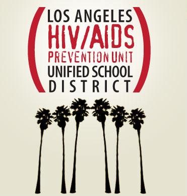 LAUSD HIV AIDS logo