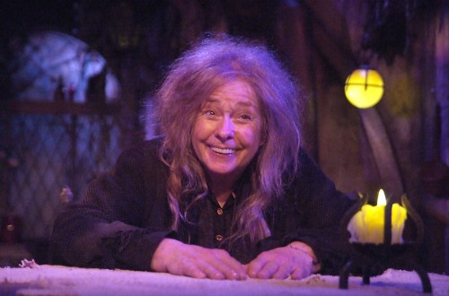 Jenny O'Hara in 'Broomstick' at the Fountain Theatre