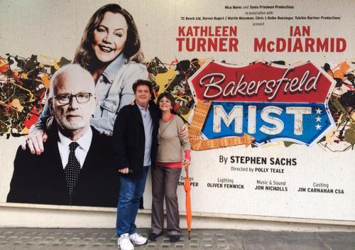 BAKERSFIELD MIST London