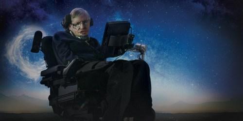 Stephen Hawking NGeo