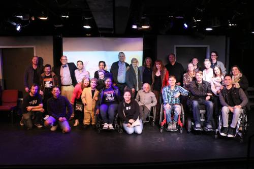 Disabilty Film Challenge 1