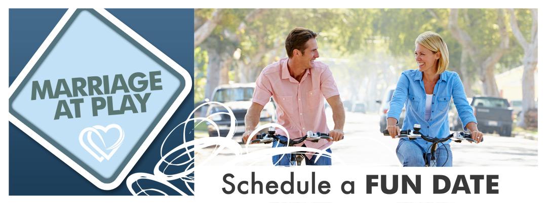 Schedule a Fun Date