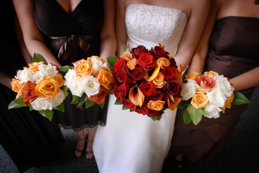 Real Weddings: Gillian & Patrick's Mansion Wedding