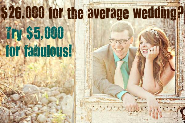 Weddings Under $5,000: 14 Real Weddings To Inspire You Not