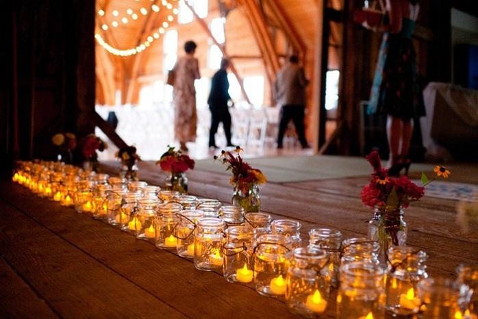 Real Weddings: Paige And Paul's Rustic Massachusetts Farm