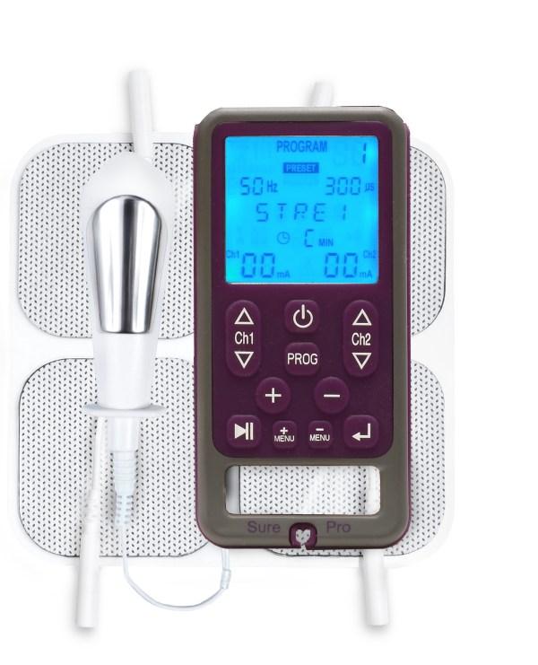 TensCare Sure Pro izomstimulátor az inkontinencia kezelésére és a kismedencei izmok megerősítésére