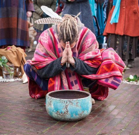 Inti Wasi leeft zoveel mogelijk volgens de 10 Native American geboden