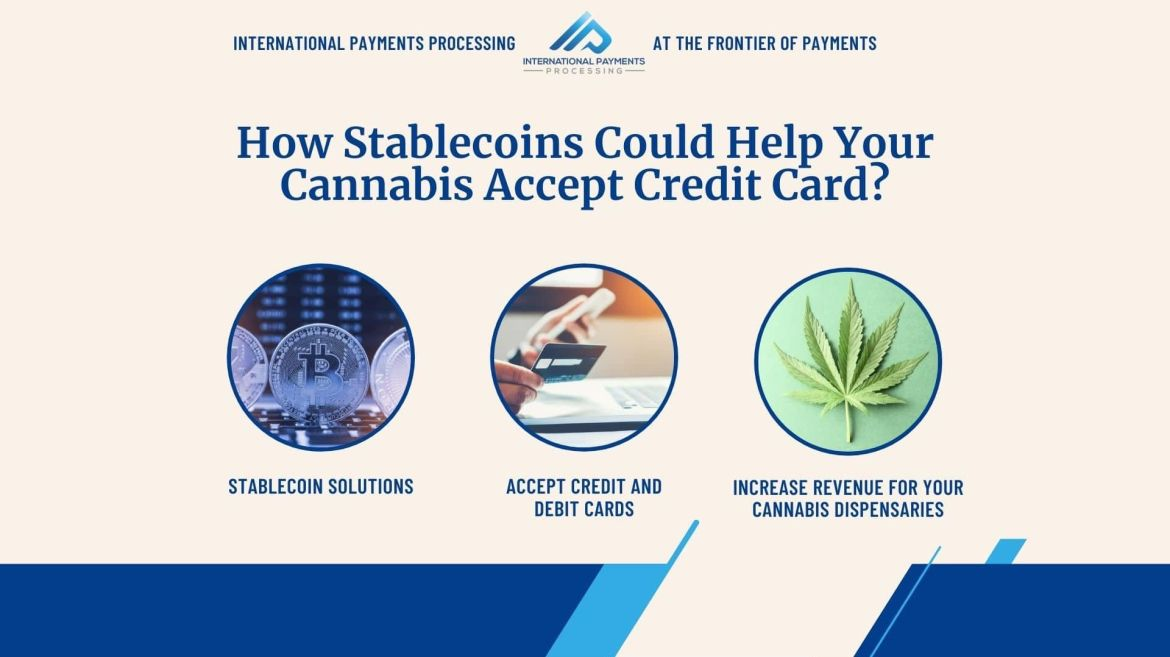 How Stablecoins Could Help Your Cannabis Accept Credit Card