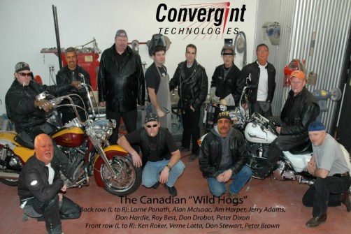 2010 Canadian Wild Hogs