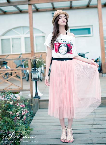 【流行女裝】雪紡紗長裙/洋裝 甜美女孩必備 女玩美 樂天誌 樂天市場   樂天市場購物網