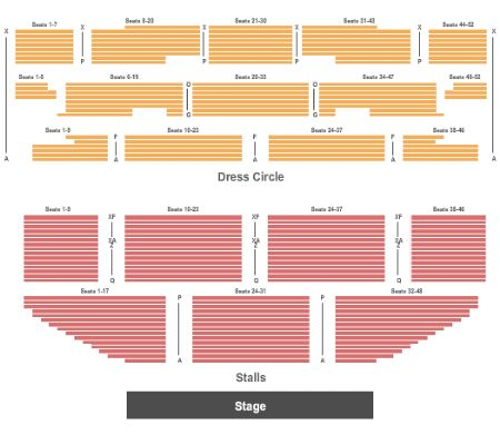 Apollo Theatre Seating Chart New York Brokeasshome Com