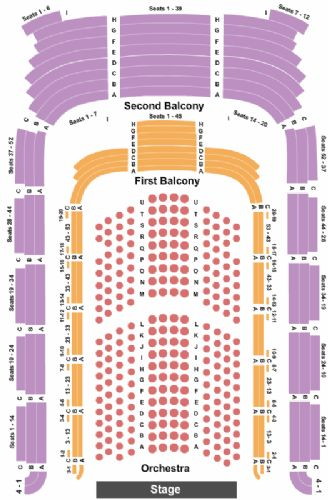 Boston Symphony Hall Tickets and Boston Symphony Hall Seating Chart - Buy Boston Symphony Hall ...