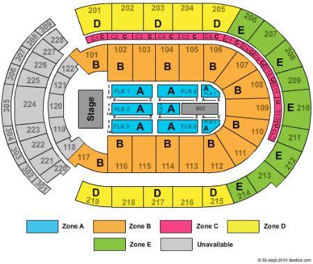Nationwide Arena Seating Rows Brokeasshome Com