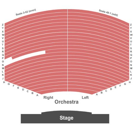 Parker Playhouse Tickets and Parker Playhouse Seating Chart - Buy Parker Playhouse Fort ...