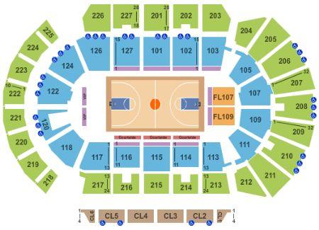 Stockton Arena Interactive Seating Chart Brokeasshome Com