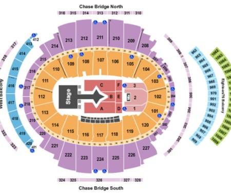 msg billy joel seating chart