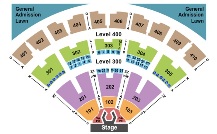 Budweiser Stage Tickets in Toronto Ontario, Budweiser Stage Seating Charts, Events and Schedule