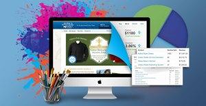 تصميم مواقع الانترنت باحترافية