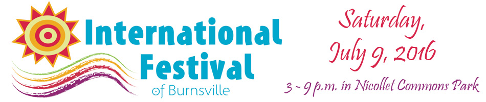 International Festival July 11, 3-9 p.m.