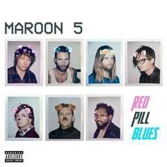 Maroon 5 – Red Pill Blues (2017)