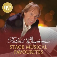 Richard Clayderman – Stage Musical Favourites (2017)