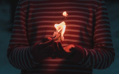 """Catching Flames: Into Account on the """"I Am Mine"""" Series"""