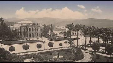 1901 roku nadano temu miastu nazwe Belo Horizonte. / In 1901 gave new name for this city - Belo Horioznte