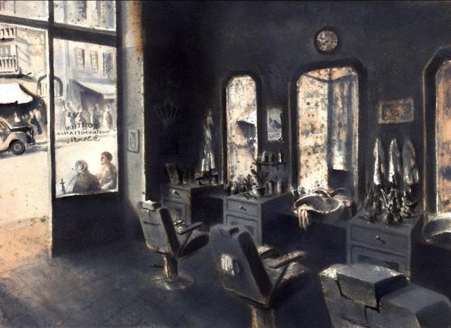 Andreas Georgiadis 'The Alexandria Quartet' 2