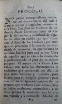 Prólogo de Juan José López de Sedano