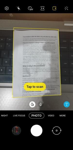 Datenblatt Samsung Galaxy S9