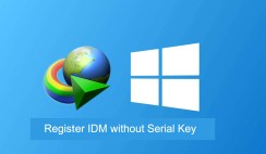 How to Register IDM Without Serial Key in Widows 10 With an Easy way