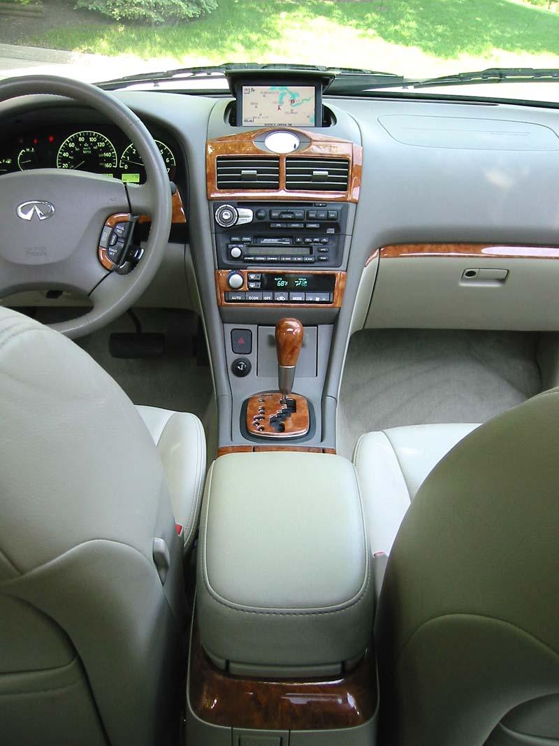 2002 Infiniti I35 Executive Series