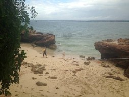 Ausflug zu Bongoya Island