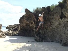 Kalle im Kletterparadies, Mbudya Island